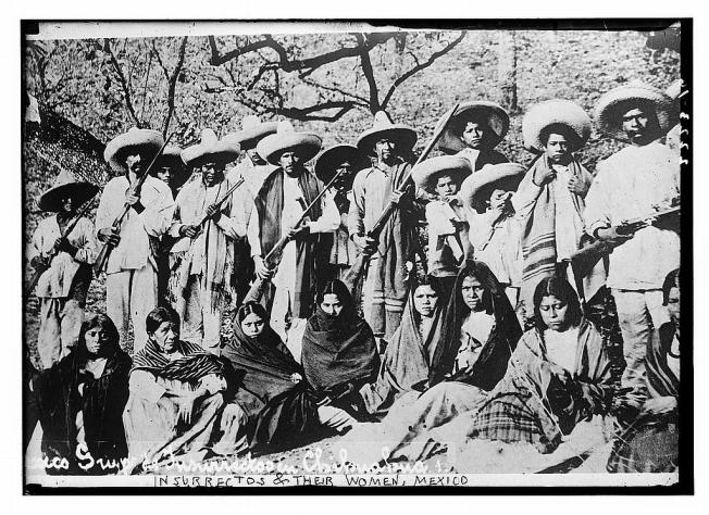 Insurrectos_&_their_women,_Mexico_(LOC)
